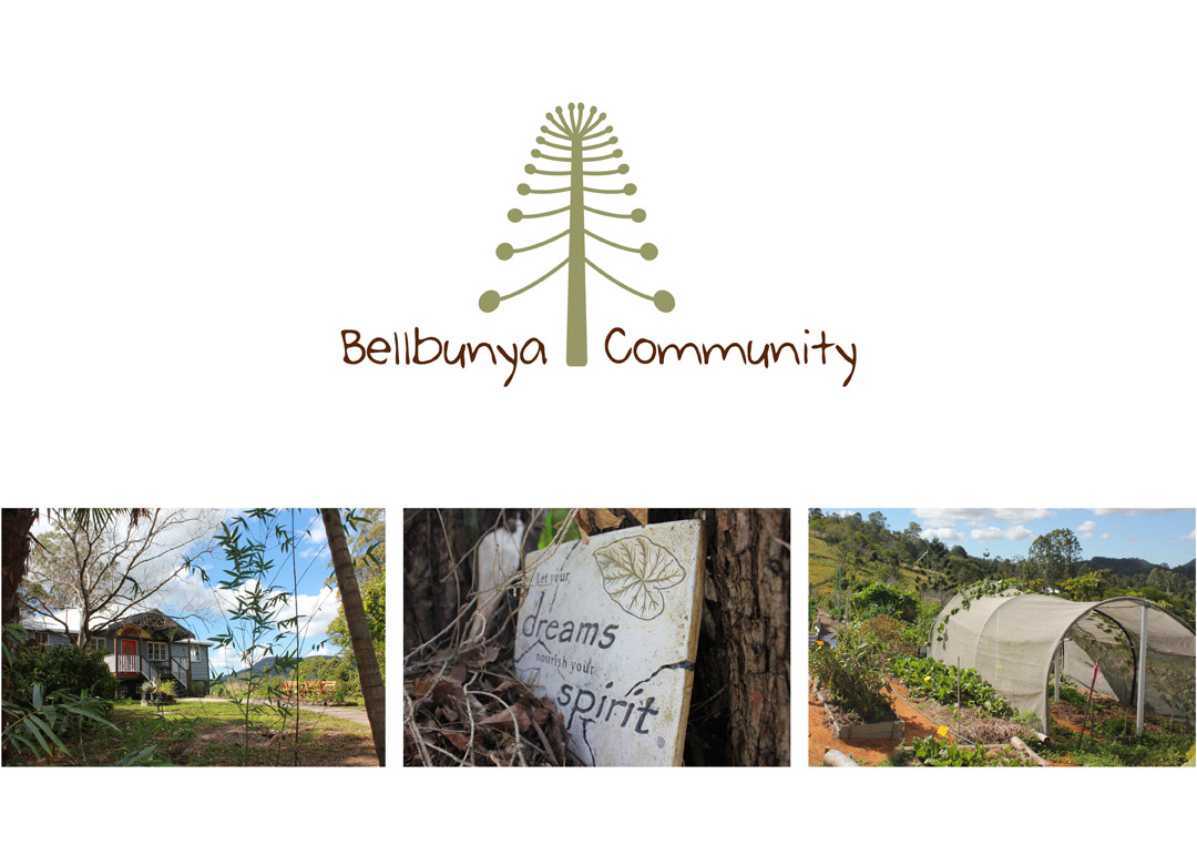 Bellbunya Community Logo
